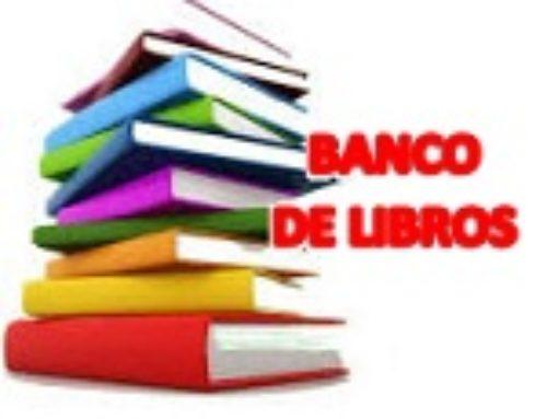 BANCO DE LIBROS – ENTREGA DE MATERIAL