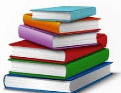 Actualización del listado de libros para el curso 2020-21