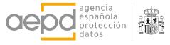 Acceso al Canal Prioritario de la AEPD