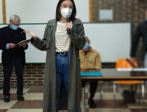 Violeta Orte recibe un accésit del IV Premio Crisis