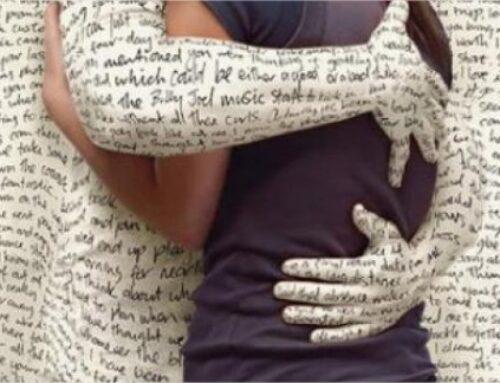 """Andrea Gago nos representa en el Programa """"Mis abrazos perdidos"""""""