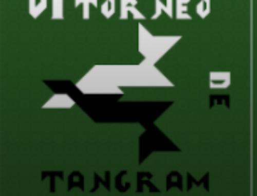 Participamos en la fase final del VI Torneo de Tangram