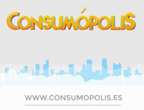 Volvemos a ganar el premio Consumópolis